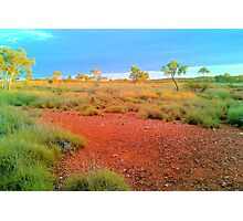 Outback Australia - Cloncurry Photographic Print
