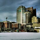 Columbus Ohio by njordphoto