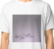 girl in the sky Classic T-Shirt
