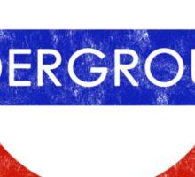 Underground Terrorist Network Sticker