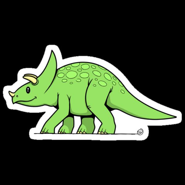 DinoKids Triceratops 01 by SGZM