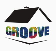Groove Is In The House Kids Clothes