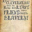 Harry Potter Hermione Granger Quote by Alexandrico