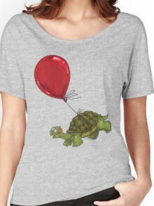 Up, up and away! Women's Relaxed Fit T-Shirt