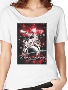 SPACE DANDY  Women's Relaxed Fit T-Shirt