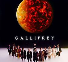 Gallifrey Falls No More 2 by Megyelekli