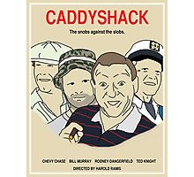 Caddyshack Movie Poster Photographic Print
