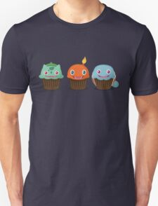 Kanto Cupcakes T-Shirt