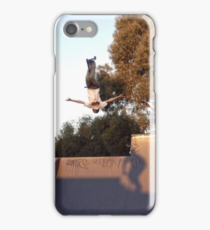 Backflip iPhone Case/Skin