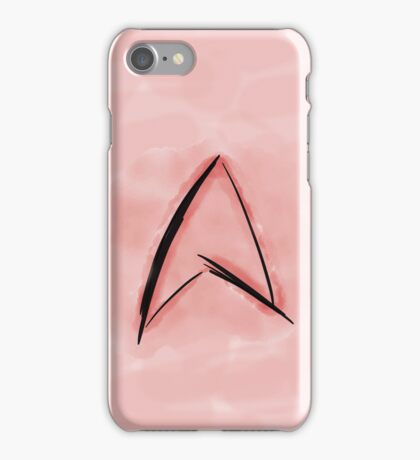 To Boldly Phone—Starfleet Engineering Phone Case iPhone Case/Skin