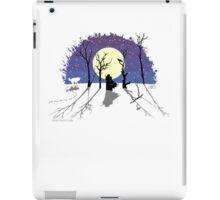 Snow iPad Case/Skin