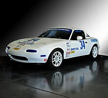1991 Mazda Miata SCCA Spec Car by DaveKoontz