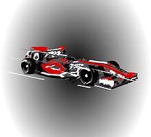 Formula 1 by Grobie
