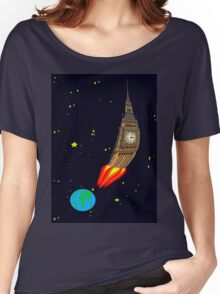 The British Space Programme  Women's Relaxed Fit T-Shirt