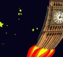 The British Space Programme  Sticker