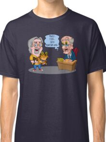 Matt Groening Saves Prime Time Animation Once Again! Classic T-Shirt