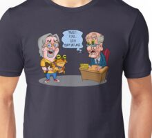Matt Groening Saves Prime Time Animation Once Again! Unisex T-Shirt