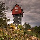 The House in the Clouds by Nigel Bangert