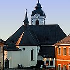 Church of Vorderweissenbach by Patrick Jobst
