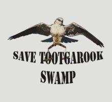 Save Tootgarook Swamp Logo. T-Shirt