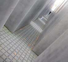 Berlin Holocaust Memorial by Adam Matthews