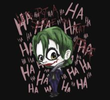Little cute Joker! by LeaveMeAlone