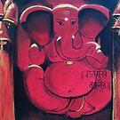 Lord Ganesha by Anil Nene