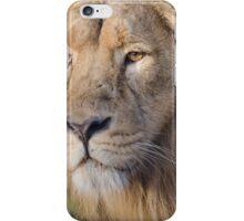 Lions Eye iPhone Case/Skin