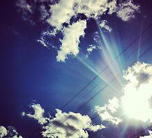 Summer Sky by Gillian Blair