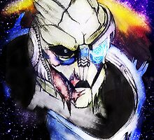 Garrus  by LiamShawberry