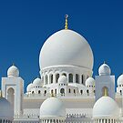 The Grand Mosque by FLYINGSCOTSMAN