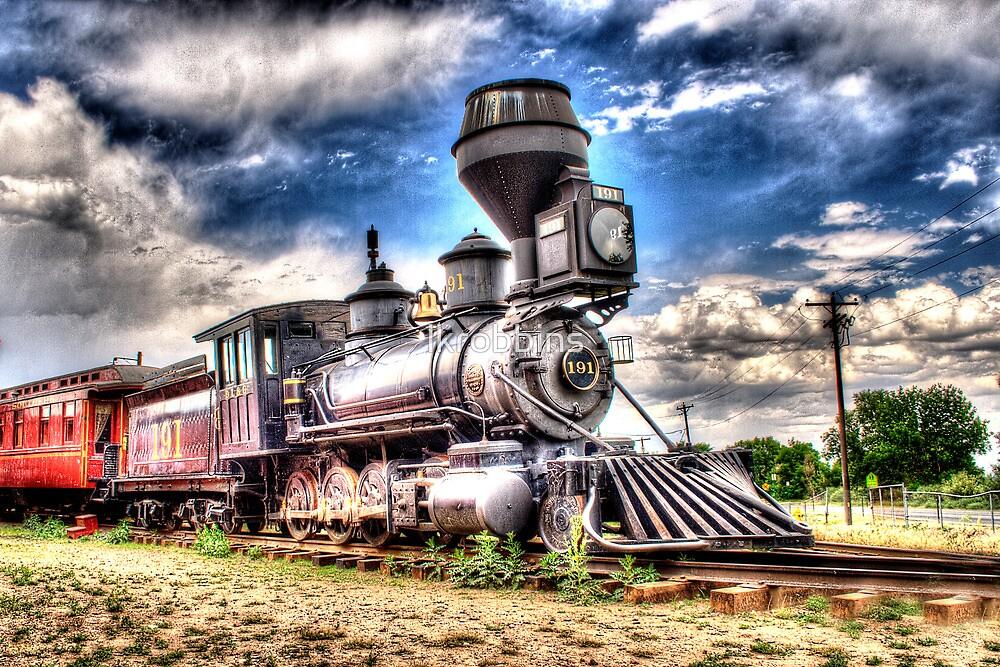 Denver Leadville & Gunnison No. 191     by lkrobbins