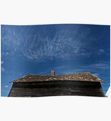 Little House On The Prairies #2: Heavy Skies Poster