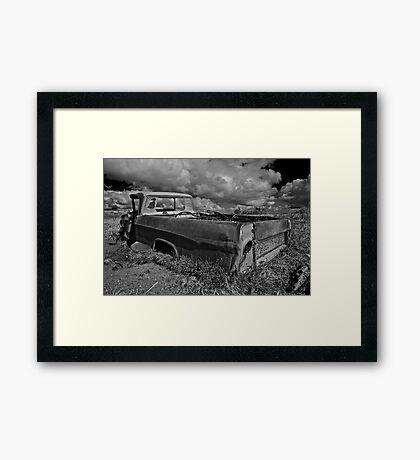 Fargo Tough #2 Framed Print