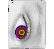 Eye Alone 3D iPad Case/Skin