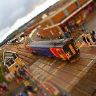 East Midlands Trains Tiltshift by Jonathan Cox