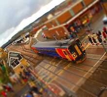 East Midlands Trains Tiltshift by Jonathan Cox