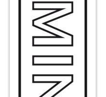 MINI - Union & Arrows Sticker