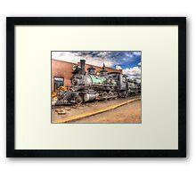 Denver & Rio Grande Western No. 346 Framed Print