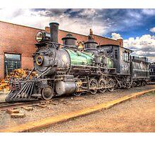 Denver & Rio Grande Western No. 346 Photographic Print