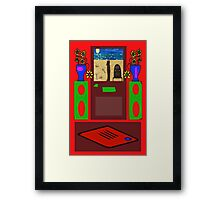 ROMANTIC 2 Framed Print
