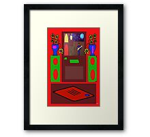 ROMANTIC 1 Framed Print