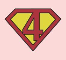 Superman 4 One Piece - Short Sleeve
