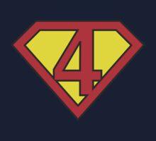 Superman 4 Kids Tee