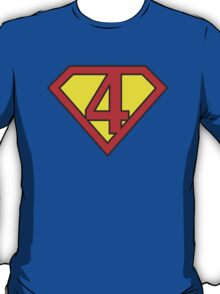 Superman 4 T-Shirt