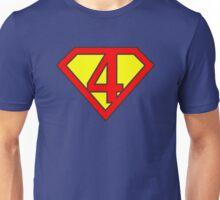 Superman 4 Unisex T-Shirt