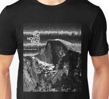 Half Dome at night Unisex T-Shirt