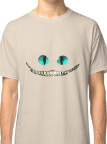 Cheshire Cat Smile Classic T-Shirt