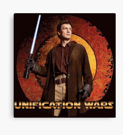 Unification Wars Canvas Print