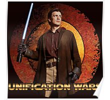 Unification Wars Poster